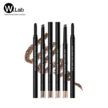 W.LAB Quick Dual Brow Pencil (Pencil 0.18g Powder 0.5g),TOO COOL FOR SCHOOL