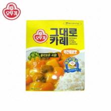 OTTOGI Flake Curry(Medium) 200g,OTTOGI