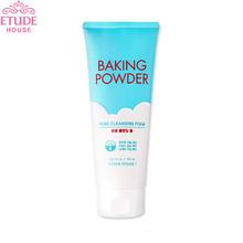 ETUDE HOUSE Baking Powder Pore Cleansing Foam 160ml [NEW],Beauty Box Korea,ETUDE,AMOREPACIFIC