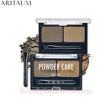 ARITAUM IDOL Brow Powder Cake 4g,ARITAUM