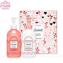 ETUDE HOUSE Colorful Scent Perfumed Body Set -Sweet 300ml*2ea,ETUDE