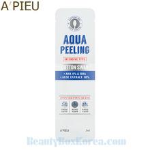 A'PIEU Aqua Peeling Cotton Swab Intensive Type 3ml,A'Pieu