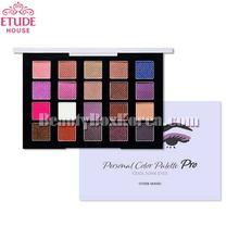 ETUDE HOUSE Personal Color Palette Pro Eyes 1ea,ETUDE HOUSE