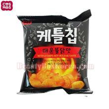 COSMOS Kettle Chips Spicy Chicken 24g*16ea,COSMOS