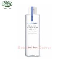 INNISFREE Super Food  Blueberry Rebalancing Cleansing Water 200ml [PH Balance & Moisture Care],INNISFREE