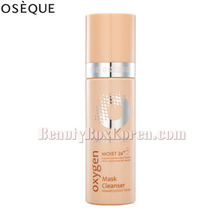 OSEQUE Oxygen Mask Cleanser Most Moist 120ml,OSEQUE