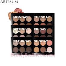 ARITAUM Weekly Eye Palette 8g,ARITAUM