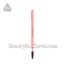 3CE Dual Eye Brow Brush #E04 1ea,3CE