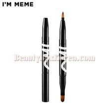 MEMEBOX I'M MEME I'm Brush Lip Duo 1ea,MEME BOX