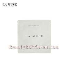 LA MUSE Milk Fiber Mask Pack 32g,LAMUSE