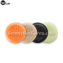 W.LAB Pure Bubble 100% Natural Soap Foam Cleanser 1ea,W.LAB