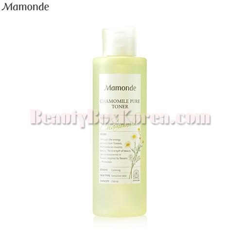 MAMONDE Chamomile Pure Toner 250ml,MAMONDE