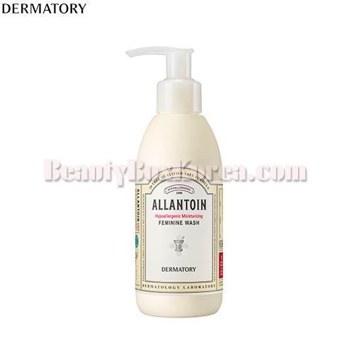 DERMATORY Hypoallergenic Moisturinzing Feminine Wash 190ml, DERMATORY