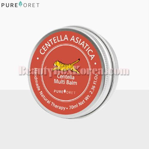 PUREFORET Centella Multi Balm 70ml,PURE FORET