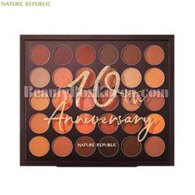 NATURE REPUBLIC Pro Touch Color Master Shadow Palette 14g[X Edition],NATURE REPUBLIC
