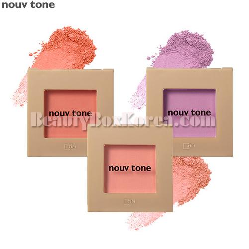 NOUV TONE Smushy Blush 5g,NOUV TONE
