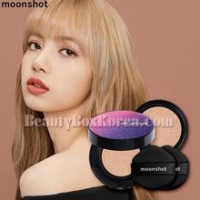 MOONSHOT Micro Correctfit Cushion SPF 50+ PA+++ 15g+Refill 15g,MOONSHOT