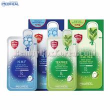 MEDIHEAL Anti-Dust Calming Mask 24~27ml*10ea,MEDIHEAL