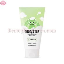 ETUDE HOUSE Monster Foam Cleanser 250ml,Beauty Box Korea,ETUDE,ETUDE
