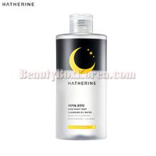 HATHERINE Good Night Deep Cleansing Oil Water 300ml,HATHERINE