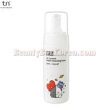 TN BT21 AC Control Bubble Cleansing Foam 160ml,TN