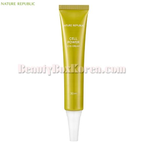 NATURE REPUBLIC Cell Power Eye Cream 30ml,NATURE REPUBLIC