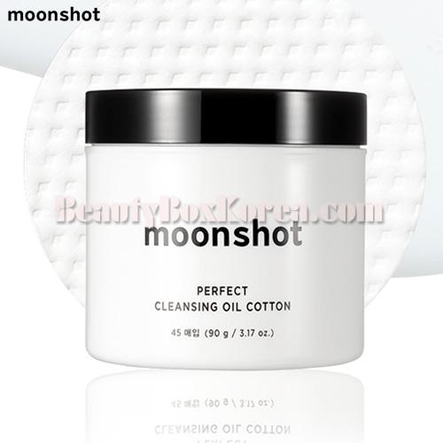 MOONSHOT Perfect Cleansing Oil Cotton 45ea 90g,MOONSHOT