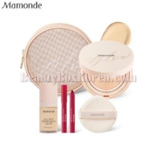 MAMONDE All Stay Tension Pact Glow Set 4items,MAMONDE