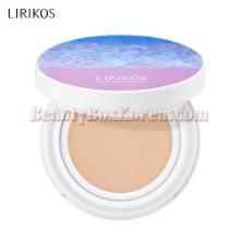 LIRIKOS Marine Energy Cover Pact Cool & Light SPF50+/PA+++ 10g*2ea,LIRIKOS