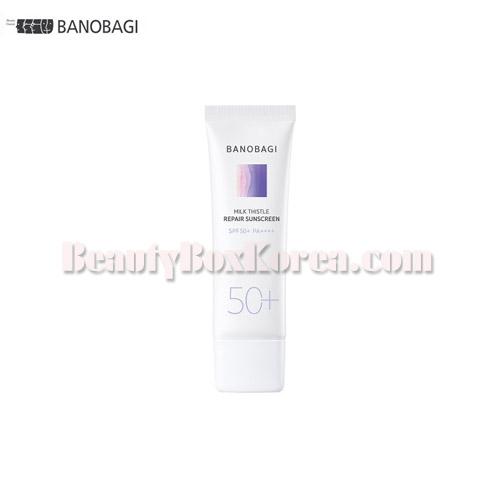 BANOBAGI Milk Thistle Repair Sunscreen SPF50+ PA++++ 50ml,BANOBAGI