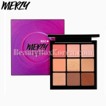 MERZY Bite The Beat Shadow Palette #Pop In Mood 13.1g [HEILEY X MERZY][Online Excl.],MERZY
