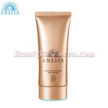 ANESSA Perfect UV sunscreen Skincare gel SPF50+ PA++++ 90g,ANESSA