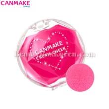 CANMAKE Cream Cheek Blusher 2.3g,CANMAKE