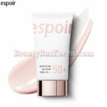ESPOIR Water Splash Sun Cream SPF 50+ PA+++ 60ml,ESPOIR