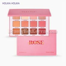 HOLIKA HOLIKA Peice Matching Eye Shadow Palette Sparkling Rose 12g,HOLIKAHOLIKA