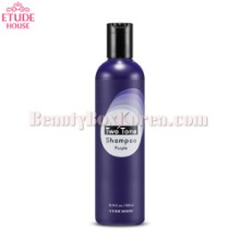 ETUDE HOUSE Two Tone Shampoo Purple 300ml,ETUDE HOUSE