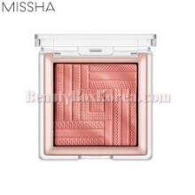 MISSHA Satin Blusher Ital Prism 5.5g,Beauty Box Korea,MISSHA,ABLEC&C
