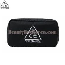 3CE Compact Pouch #Black 1ea