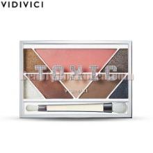 TOXIC VIDIVICI Escape to Toxic Land Multi Palette 34.8g