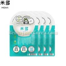 MIDHA Rice Cream Topping Mask 16g*4ea