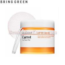 BRING GREEN Carrot Vita Toner Pad 60ea 145g