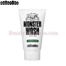 BRO&T!PS Monster Wash & Scrub Foam Cleansing 120ml