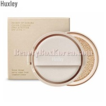 HUXLEY Cover Cushion Own Attitude Refil 12g,Beauty Box Korea