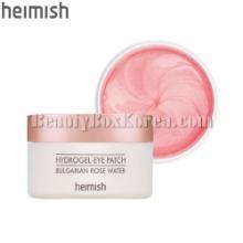 HEIMISH Bulgarian Rose Water Hydrogel Eye Patch 60ea
