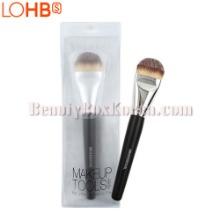 LOHBS Makeup Tools Wide Foundation Brush 1ea