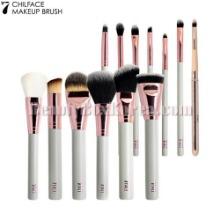 7FACE Rose Glod Makeup Brush 1ea