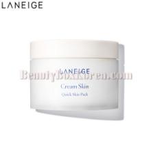 LANEIGE Cream Skin Quick Skin Pack 100ea 140ml