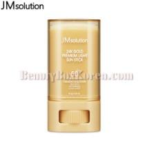 JM SOLUTION 24K Gold Premium Light Sun Stick SPF50+ PA++++ 20g
