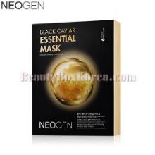 NEOGEN Dermalogy Black Caviar Essential Mask 25ml*10ea
