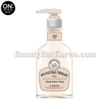 ON THE BODY Spa Natural Therapy Dead Sea Salt Body Lotion 400ml